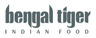 Bengal Tiger Indian Food logo